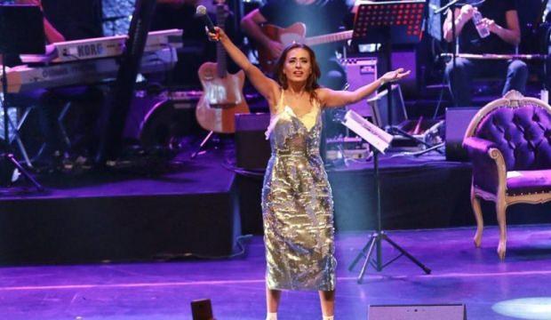 Yıldız Tilbe'nin konserinde kavga çıktı