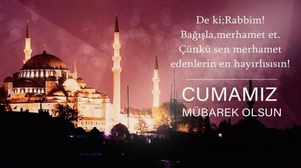 Muharrem ayına özel en anlamlı resimli cuma mesajları! 2018