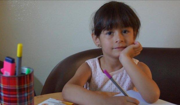 6 yaşındaki Hale İdlib'in acılarını duyurmak istiyor
