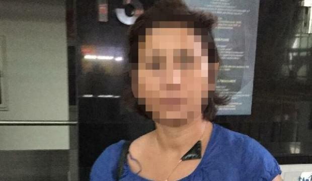PKK şüphelisi havalimanında yakalandı
