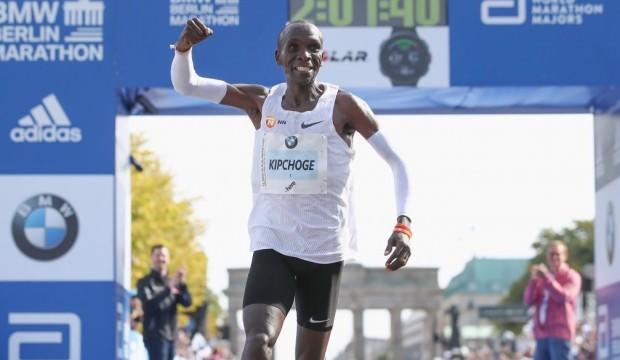 Berlin Maratonu'nda dünya rekoru kırıldı!