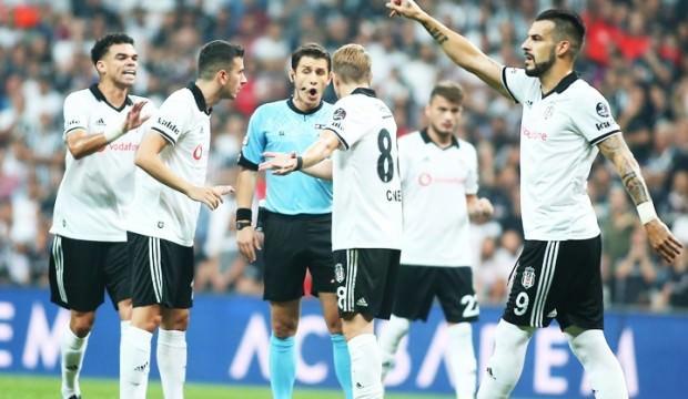 Beşiktaş'tan çok sert hakem tepkisi!
