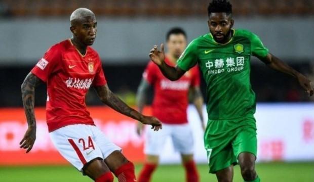 Çin'de Talisca kasırgası! 12. golünü attı