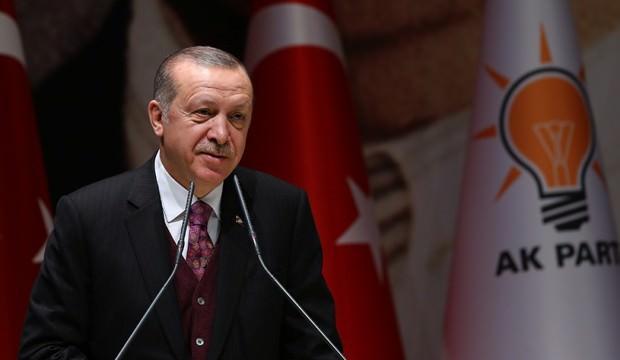 Başkan Erdoğan'dan Kerbela mesajı