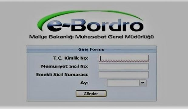 e-Bordro Sorgulama nasıl yapılır 2018? e-Bordro Maaş Öğrenme e-Devlet!