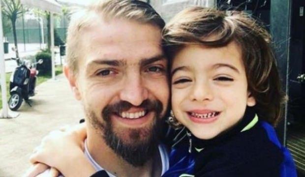 Futbolcu Caner Erkin'in oğluna kayyum atandı