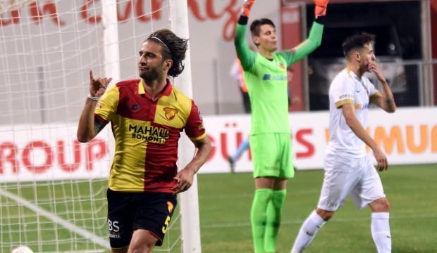 Göztepe Kayserispor'u 20 dakikada yıktı!