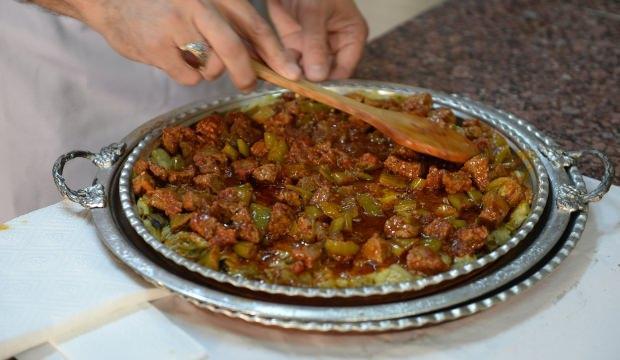 Günümüze ulaşan Osmanlı lezzeti: Geleli Kebabı