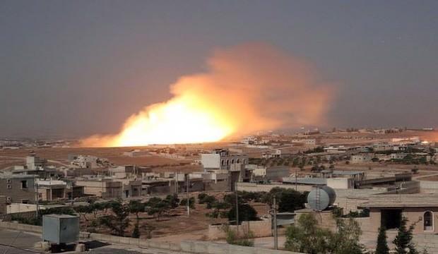 İdlib ağır ateş altında! Okulu vurdular