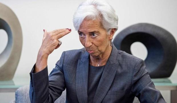 IMF başkanı ABD ve Çin'i uyardı!
