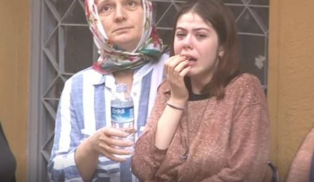 Kimse teselli edemedi! Ağlaya ağlaya izledi...