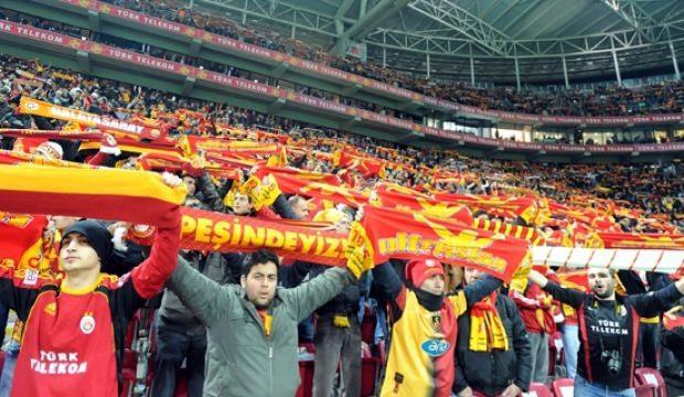 Passolig'de Galatasaray zirvede yer aldı