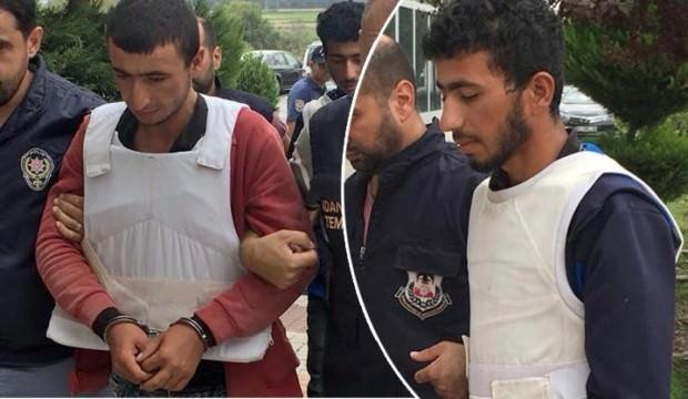 Suriye'den geldi, Amasya'da tarlada yakalandı!