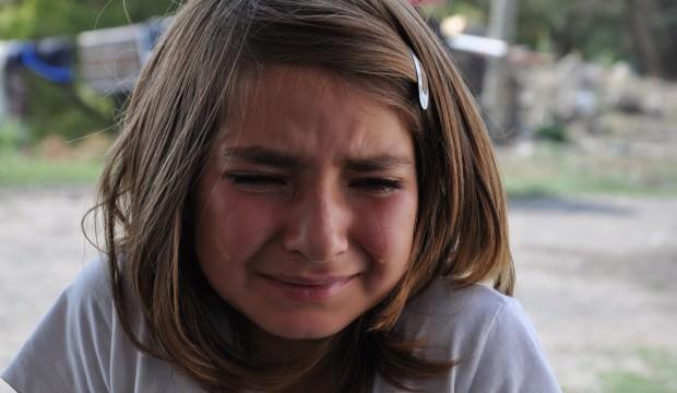Nisa'nın gözyaşları! Tayyip dede ablamı kurtar...