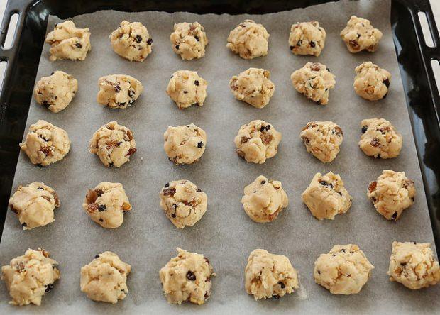 dağınık kurabiye