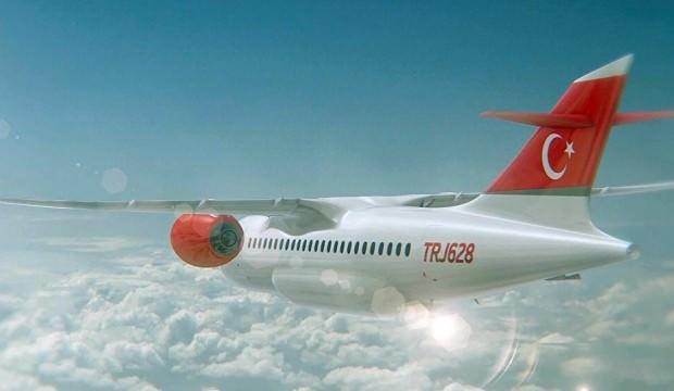 Yerli ve milli uçak geliyor