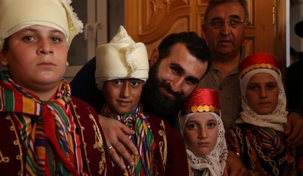 Diriliş Ertuğrul'un Abdurrahman Alp'i Suriye'ye gitti