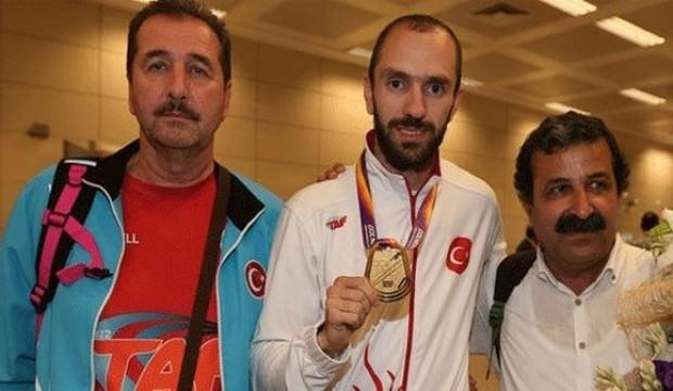 Ramil Guliyev'in antrenörü Türk vatandaşı oldu