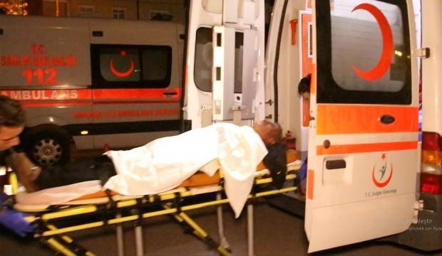 Ankara'da hareketli anlar! 5 kişiyi bıçaklayıp...