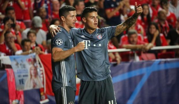 Bayern Münih'ten Devler Ligi'ne rahat açılış