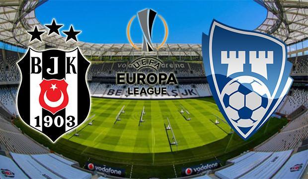 Beşiktaş - Sarpsborg maçı hangi kanalda? Yayıncı kuruluş belli oldu mu?