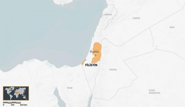 Gizli belge ortaya çıktı: Filistin'e özerklik