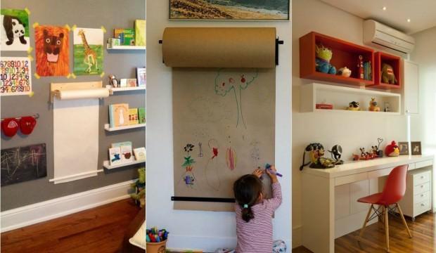 Çocuk odasını dizayn ederken dikkat edilmesi gerekenler?