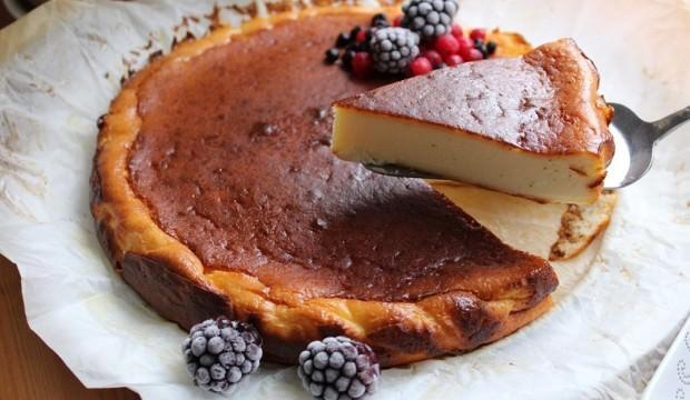 San Sebastian cheesecake nasıl yapılır?