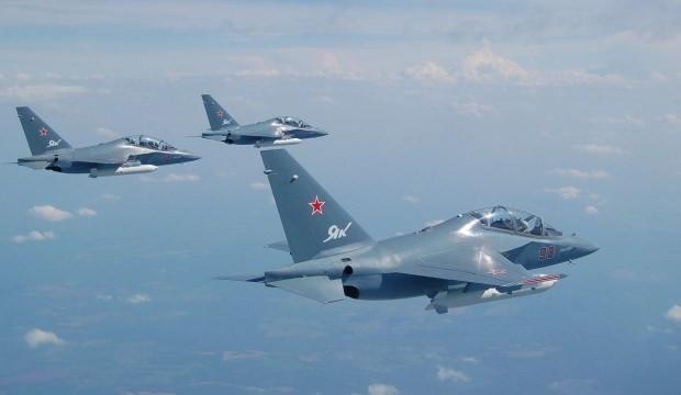 Japonya alarma geçti! Savaş uçakları havalandı