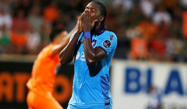 Trabzonspor Alanya'da kayıp!