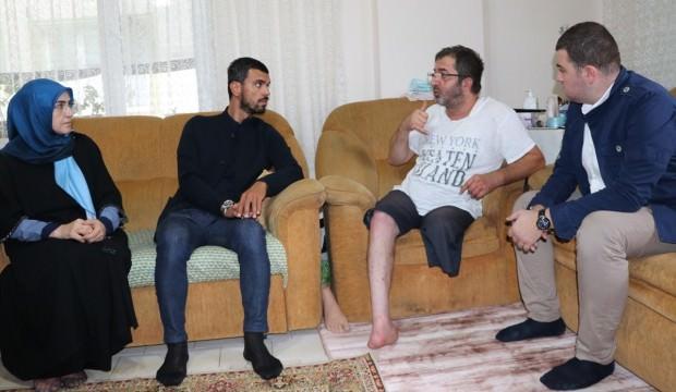 Kenan Sofuoğlu'dan anlamlı ziyaret!