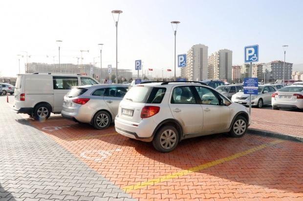 engelli park aracı