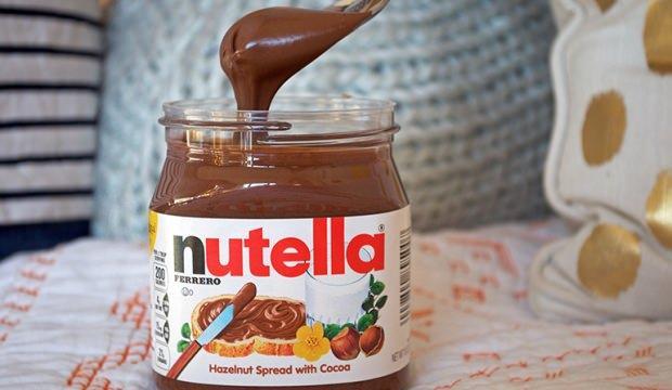 Nutella kilo aldırır mı?  Kalorisi kaç?