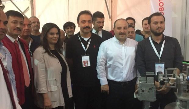 """Bartın Üniversitesi """"Diagnobot"""" ile TEKNOFEST'te birinci oldu"""