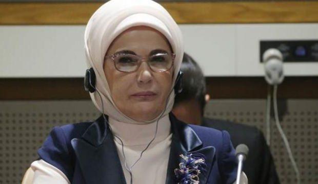"""Emine Erdoğan'dan """"Afrikalı Kadınlara"""" destek çağrısı"""