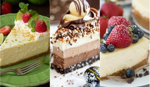 En farklı cheesecake tarifleri