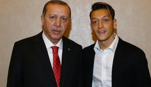 Başkan Erdoğan, Mesut Özil'in fotoğrafıyla ilgili konuştu