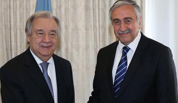 Kıbrıs'ta yeni gelişme: Eski müzakere süreci bitti