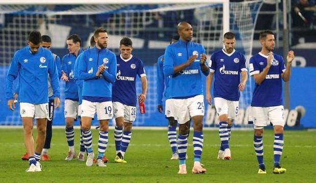 G.Saray'ın rakibi Schalke çöküşte! 5'te 0