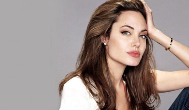 Ünlü Angelina tanınmaz bir halde!