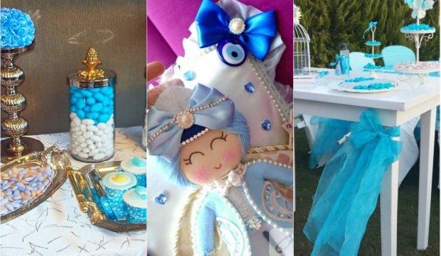 2018-19 en gösterişli sünnet düğün dekorasyonları