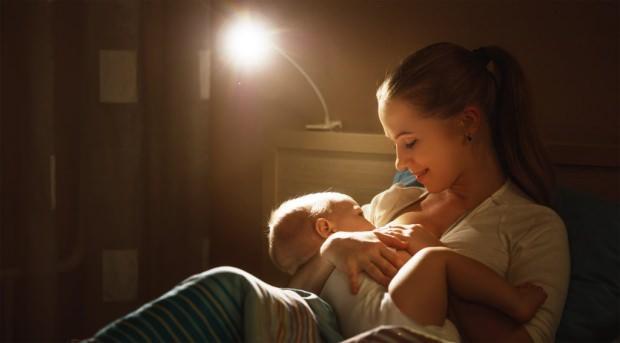 Emziren anneler için doğal tedavi