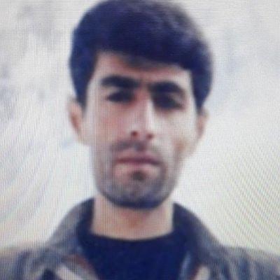 Kırmızı Kategoride aranan PKK'lı Mehmet Sait Sürer