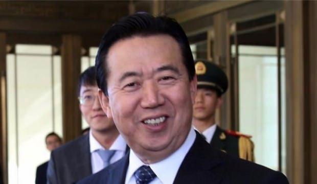 En son Çin'e gitmişti! INTERPOL Başkanı kayboldu