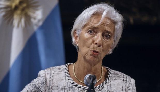 IMF Başkanı Lagarde'dan dikkat çeken açıklama