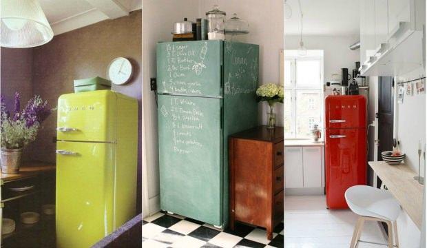 Yeni sezon buzdolabı modelleri