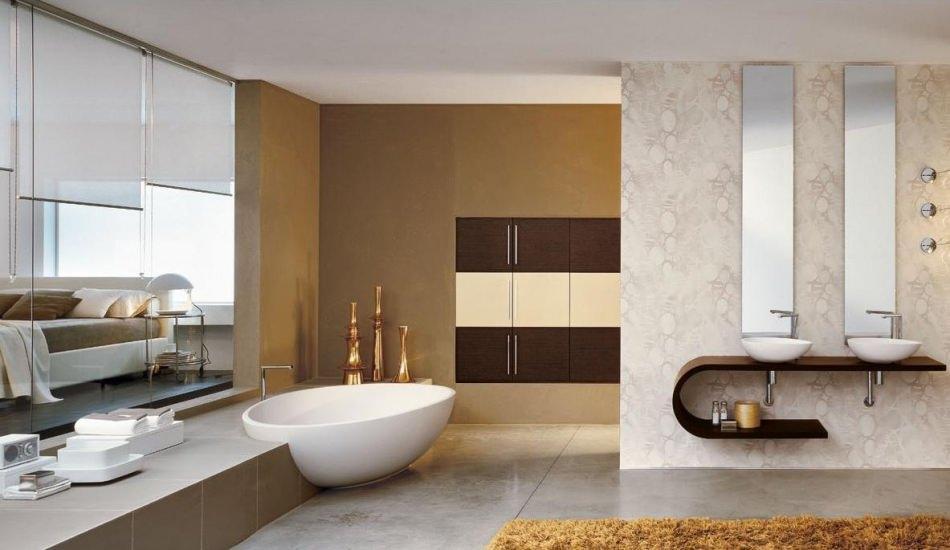 2018'in banyo tasarımları ve 'Çini ilhamı'