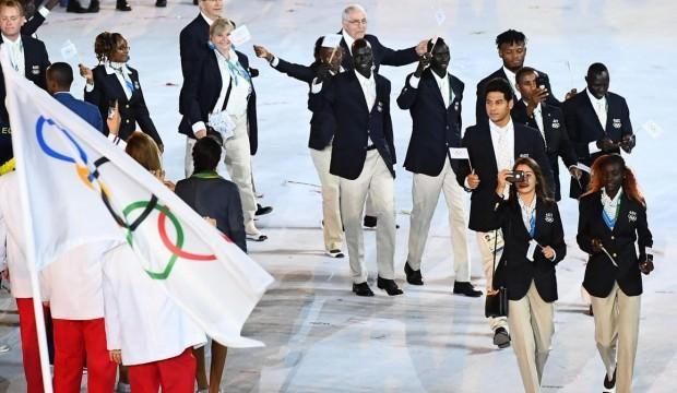 2020 Olimpiyatları için 'Sığınmacı Takımı' kararı