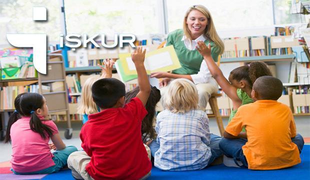 İŞKUR ön lisans mezunu okul öncesi öğretmeni alımı yapıyor! Peki şartlar neler?