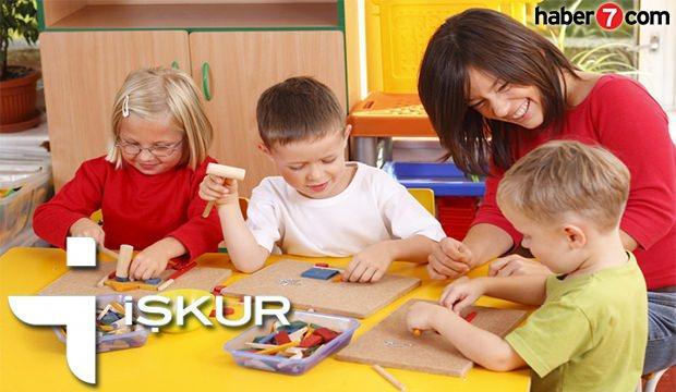 Okul Öncesi Öğretmeni / İŞKUR